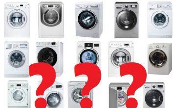 Как да изберем пералня със сушилня?