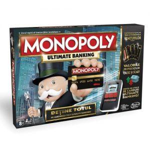 Натолни игри за деца и вързастни - Монополи