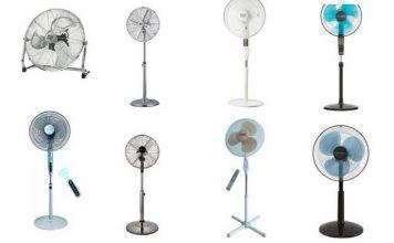 Избор на вентилатор