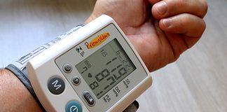 Автоматичен апарат за мерене на кръвно за китка